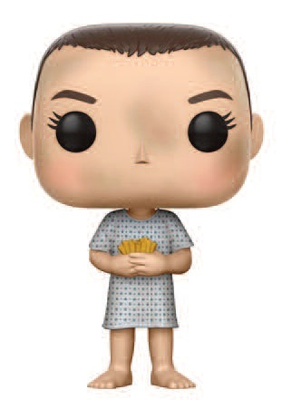 Pop! TV: Stranger Things - Eleven in Hospital Gown Vinyl Figure 10 cm