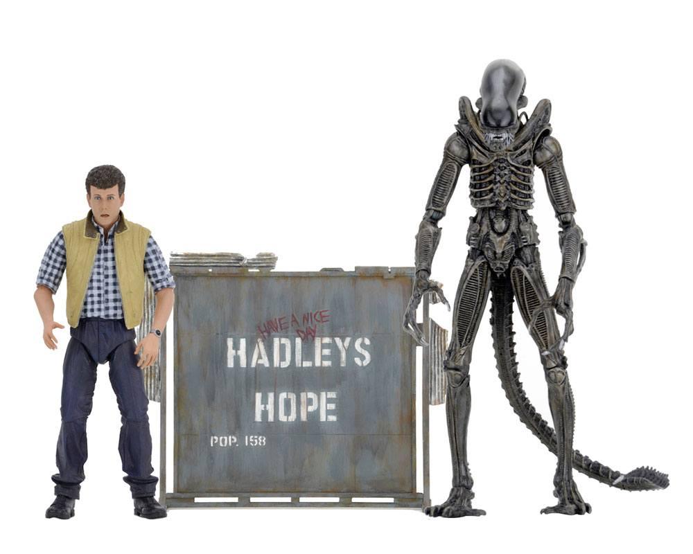 Aliens Action Figure 2-Pack Hadley's Hope 18 cm