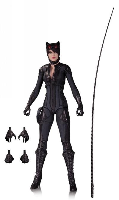 Action Figure Batman Arkham Knight - Catwoman 17 cm