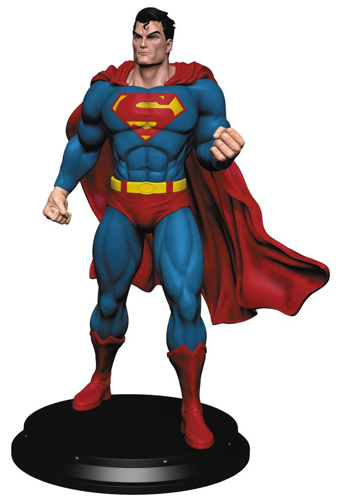 DC Heroes Statue Superman Previews Exclusive 20 cm