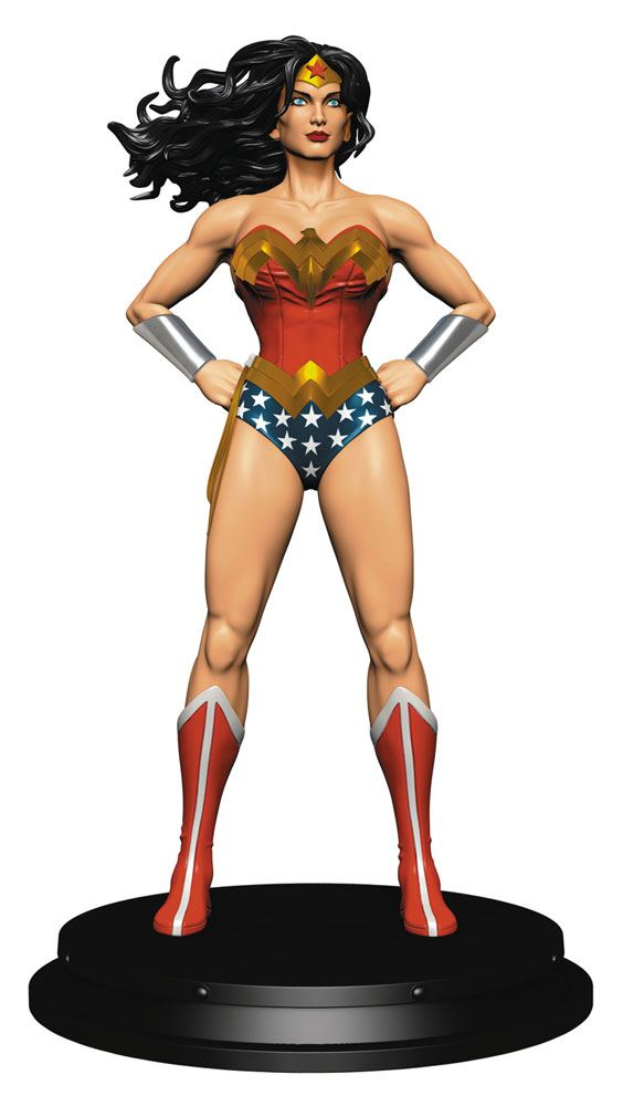 DC Heroes Statue Wonder Woman Previews Exclusive 20 cm