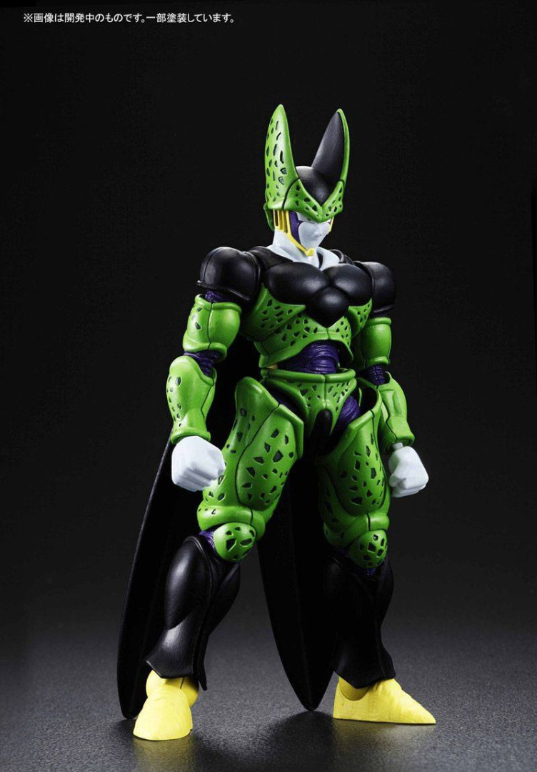 Dragonball Z Figure-rise Standard Plastic Model Kit Perfect Cell 20 cm