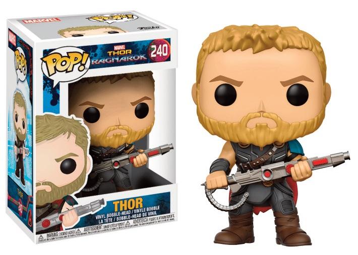 Pop! Marvel: Thor Ragnarok - Thor Vinyl Figure 10 cm