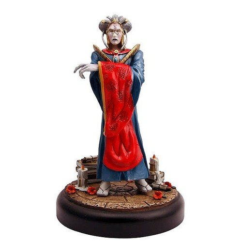 Magic The Gathering Meloku the Clouded Mirror Statue Limited Edition 21 cm