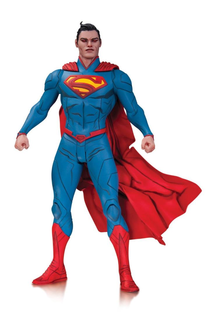Action Figure DC Comics Jae Lee Designe Serie 1 Superman 17 cm