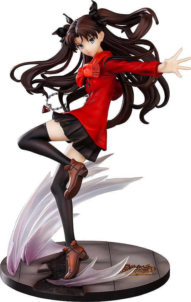 Fate/Stay Night [Unlimited Blade Works] PVC Statue 1/7 Rin Tohsaka 24 cm