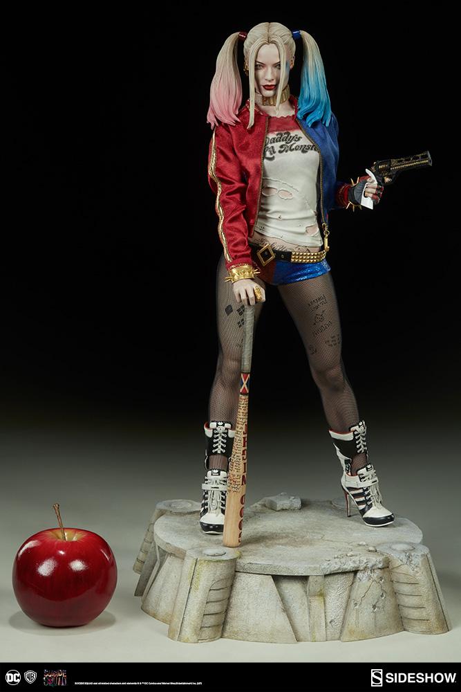 Suicide Squad: Harley Quinn Premium Format Statue 50 cm
