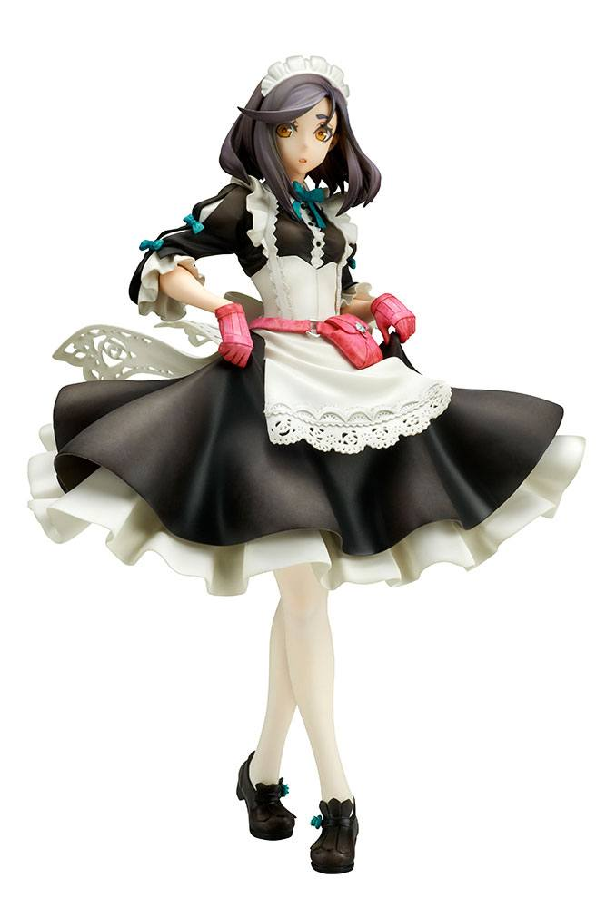 7th Dragon III Code VFD PVC Statue 1/7 God-Hand Chieri 23 cm