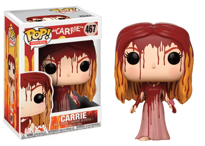 Pop Movies: Carrie - Carrie White Vinyl Figure 10 cm