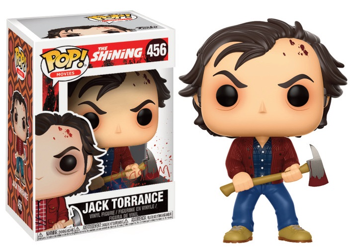 Pop Movies: The Shining - Jack Torrance Vinyl Figure 10 cm