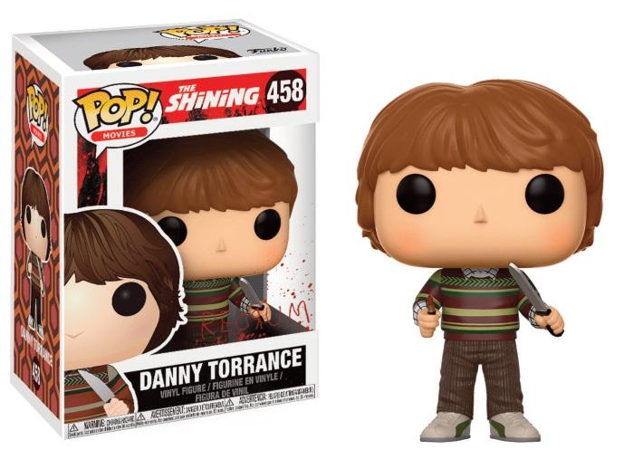 Pop Movies: The Shining - Danny Torrance Vinyl Figure 10 cm