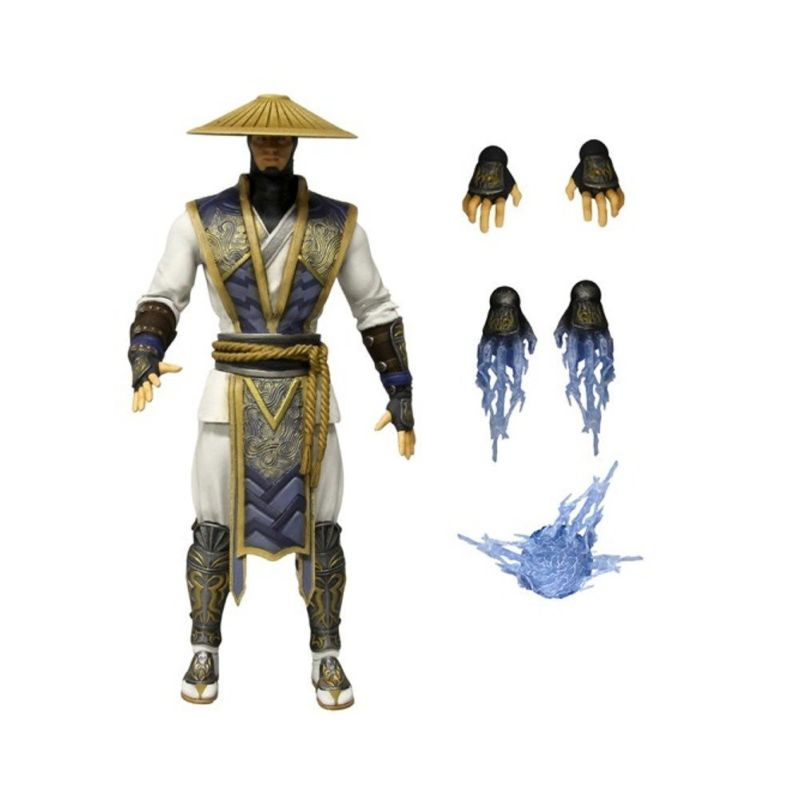 Action Figure Mortal Kombat X - Raiden Exclusive Edition 17 cm