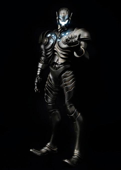 Marvel Action Figure 1/6 Shadow Ultron 34 cm