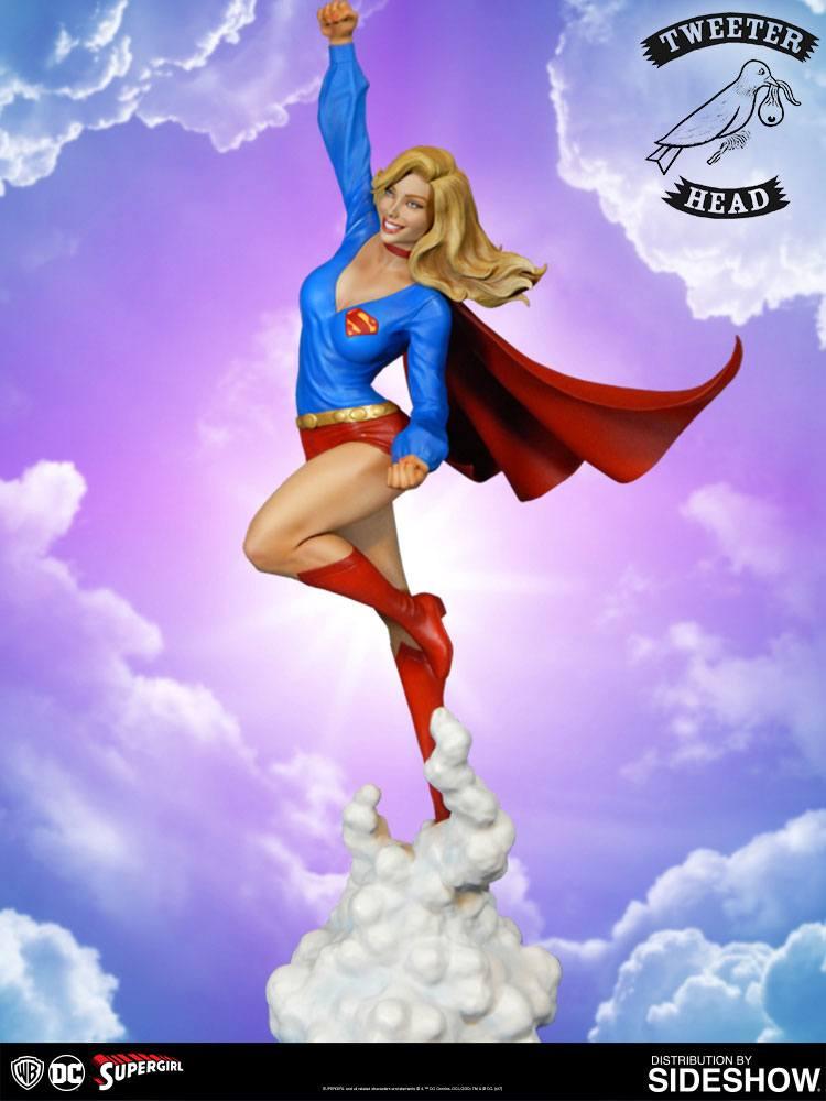 DC Comic Maquette Supergirl 42 cm
