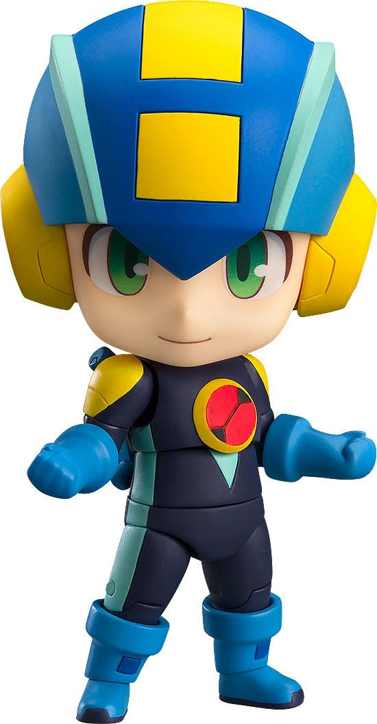 Mega Man Battle Network Nendoroid AF MegaMan.EXE: Super Movable Edition