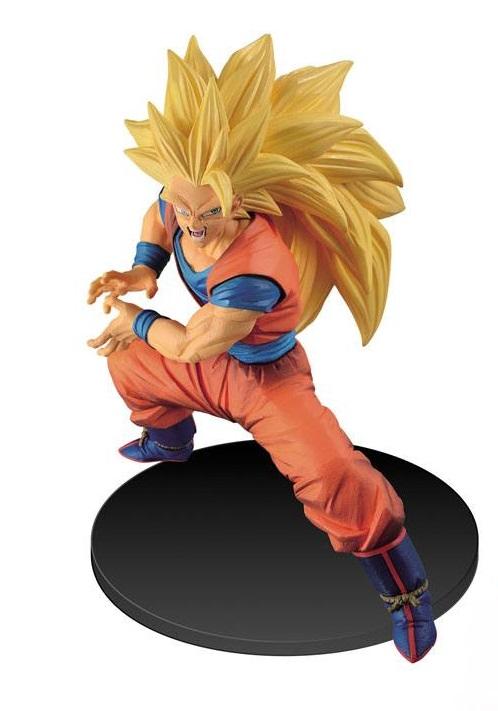 Dragonball Super Son Goku Fes Figures Super Saiyan 3 Goku 14 cm
