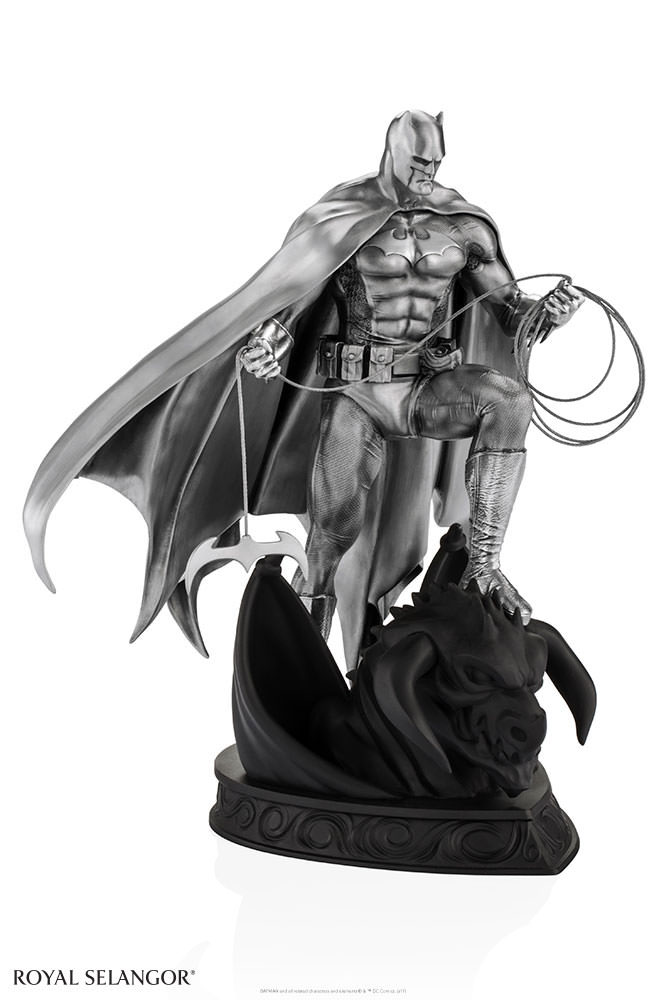 DC Comic Pewter Collectible Statue 1/8 Batman 23 cm