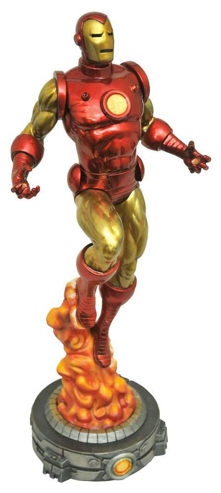 Marvel Gallery PVC Statue Classic Iron Man 28 cm