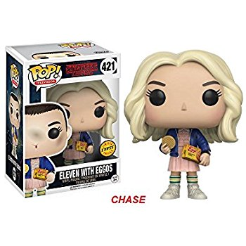 Pop! TV: Stranger Things - Eleven with Eggos Chase Vinyl Figure 10 cm