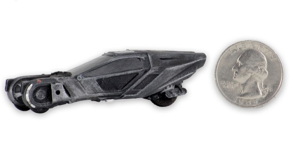 Blade Runner 2049 Diecast Vehicle Cinemachines Spinner 8 cm