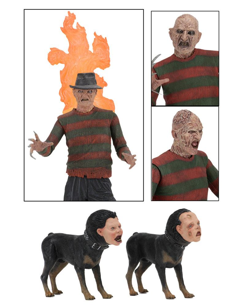 Nightmare on Elm Street 2 Freddy's Revenge Action Figure Ultimate Part 2