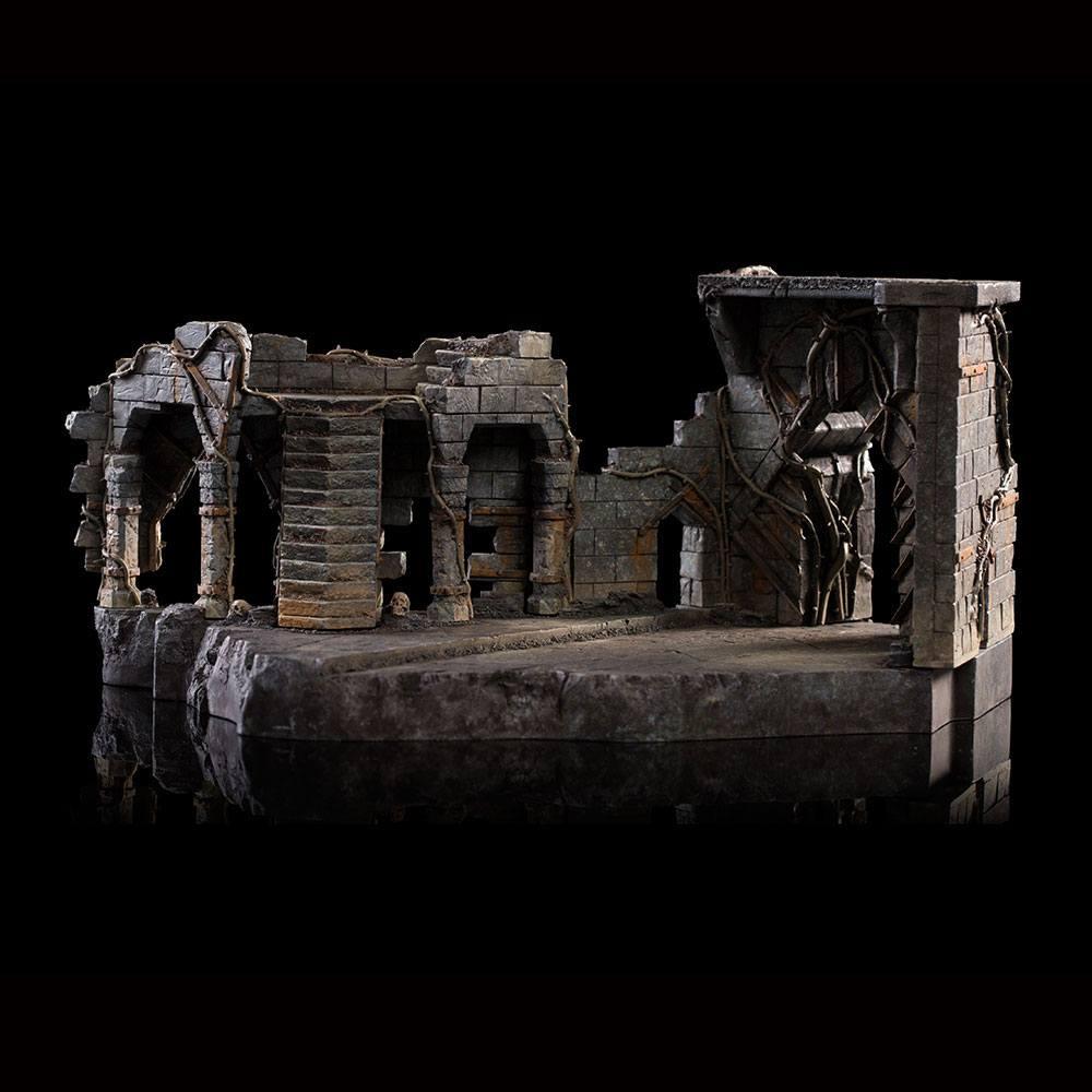 The Hobbit The Battle of the 5 Armies Replica 1/30 Dol-Guldur Environment