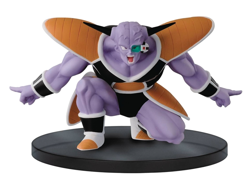 DragonBall Z Dramatic Showcase 2 nd Season Vol.1 Captain Ginyu 13 cm