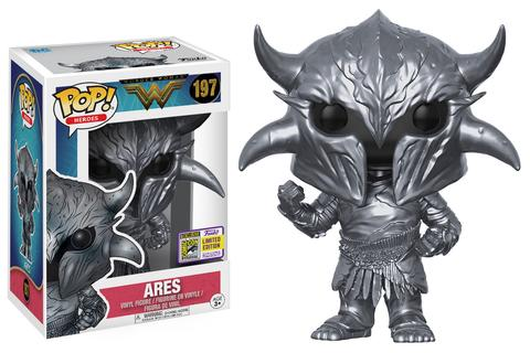 Pop! DC: Wonder Woman Movie - Ares SDCC 2017 Limited Edition 10 cm