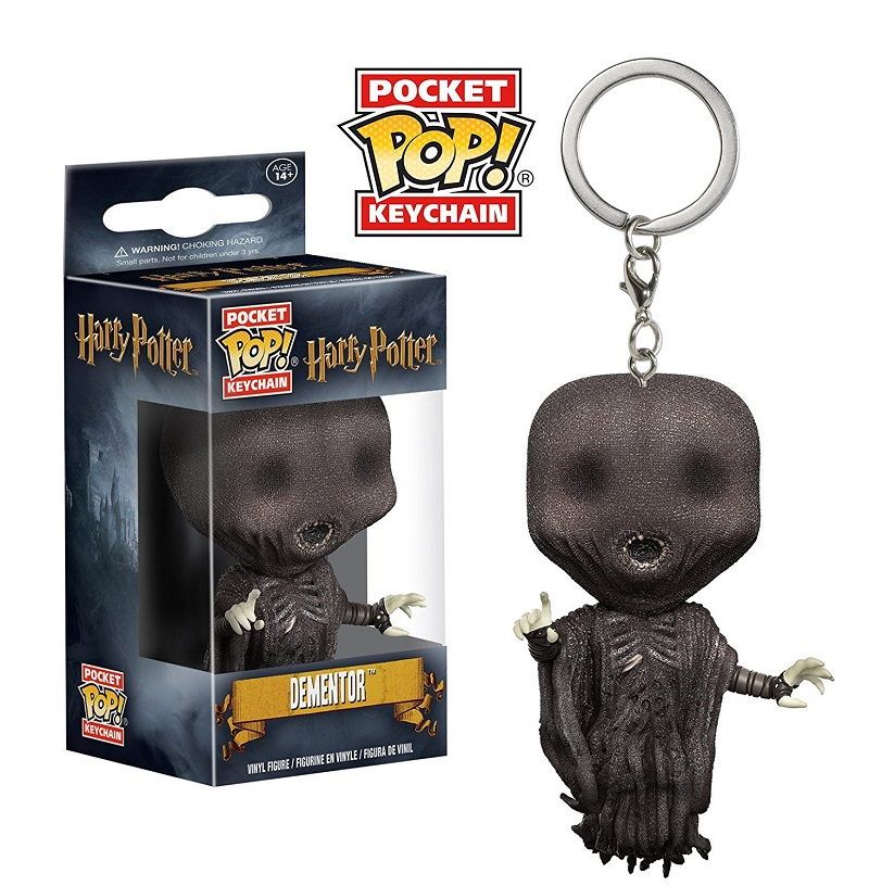 Funko Pocket POP! Keychain: Harry Potter - Dementor Vinyl Figure 4 cm