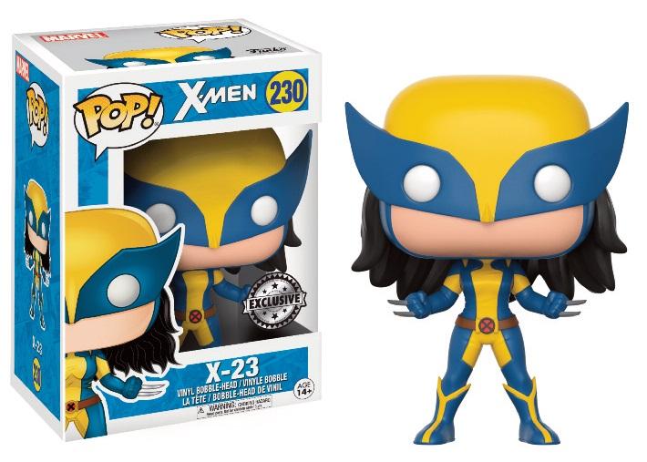 Pop! Marvel: X-Men - X-23 Limited Edition Vinyl Figure 10 cm