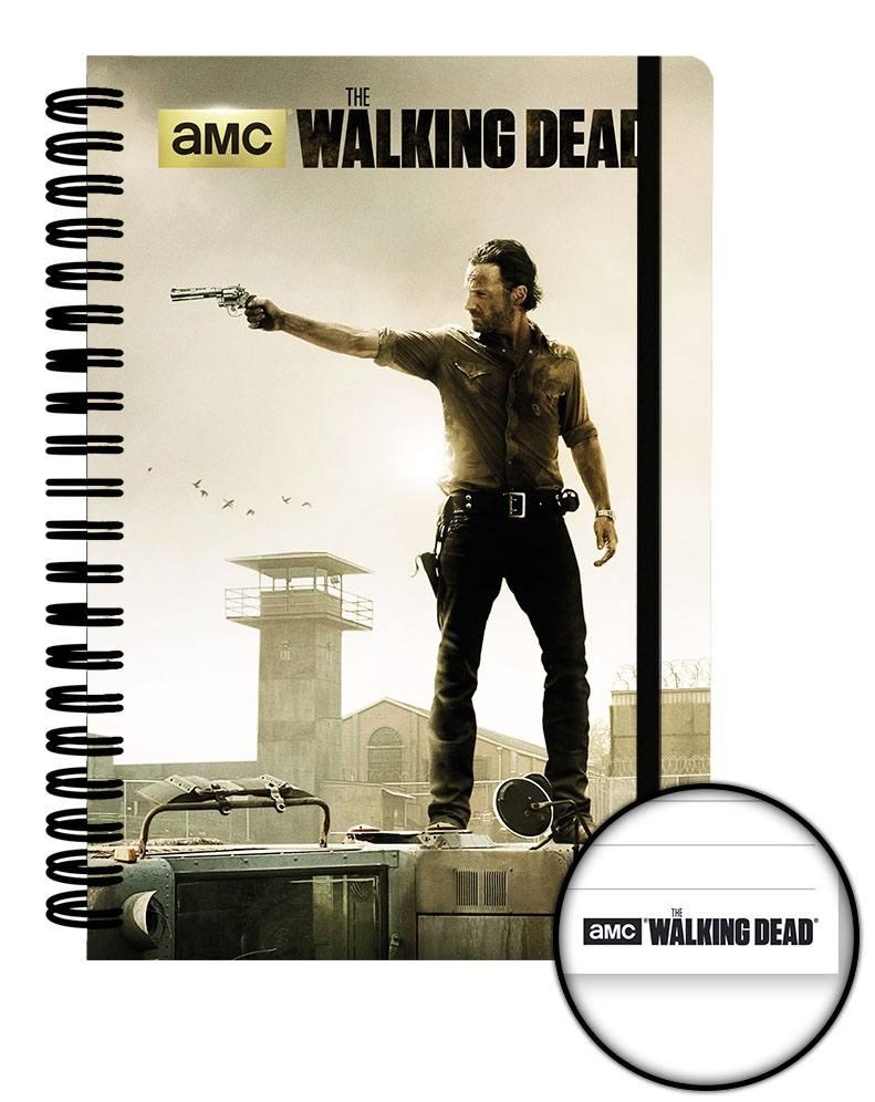 Walking Dead Notebook A5 Prison