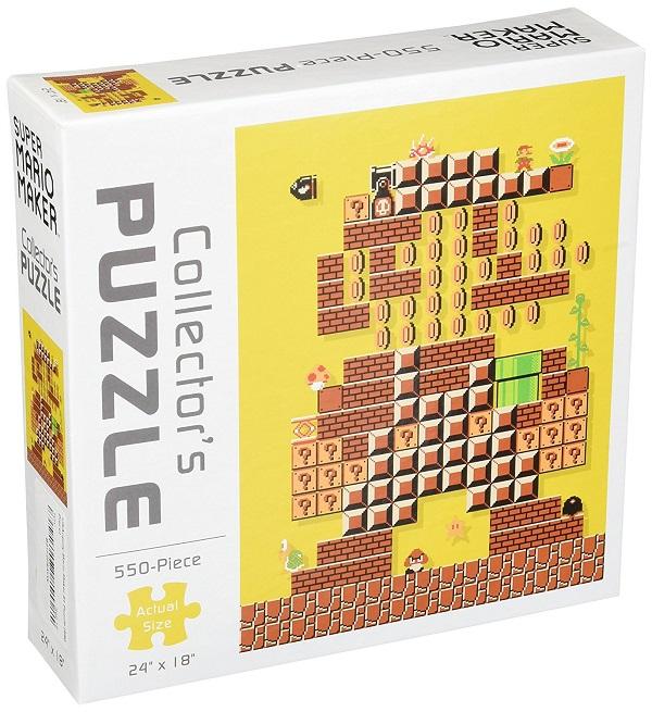 Super Mario Maker Puzzle 550 Peças