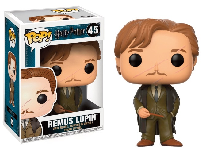 Pop! Harry Potter: Remus Lupin Vinyl Figure 10 cm