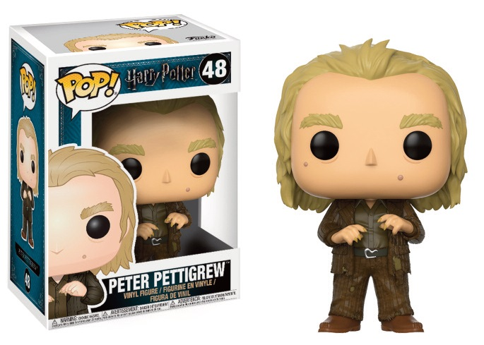 Pop! Harry Potter: Peter Pettigrew Vinyl Figure 10 cm