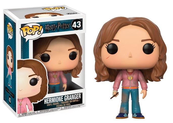 Pop! Harry Potter: Hermione with Time Turner Vinyl Figure 10 cm