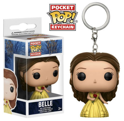 Funko Pocket POP! Keychain - Beauty and the Beast Live Action - Belle