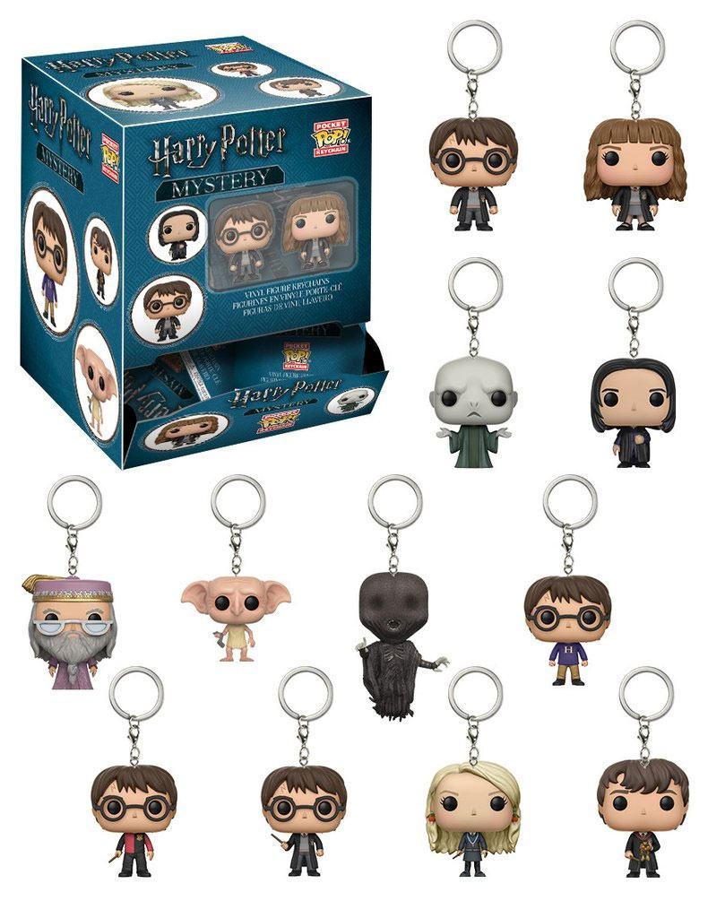 Harry Potter Pocket POP! Vinyl Keychain Mystery 5 cm