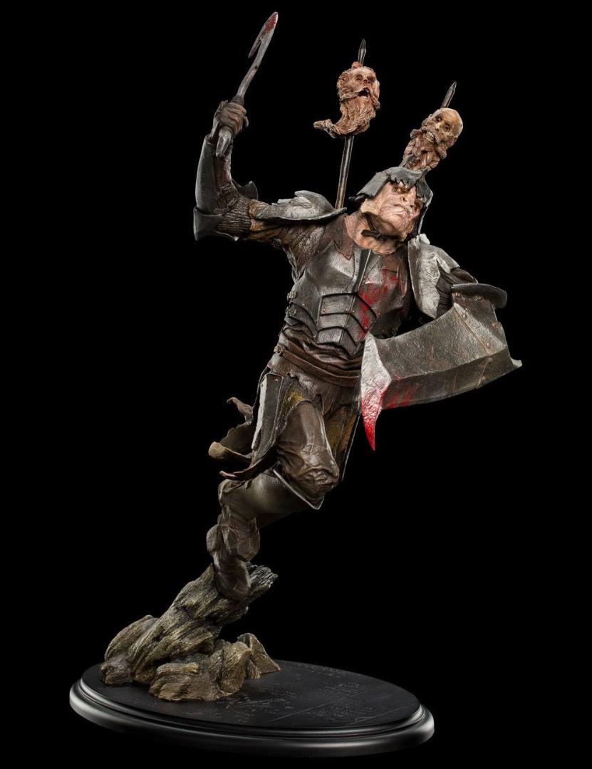 Hobbit The Battle of the 5 Armies Statue 1/6 Dol Guldur Orc Soldier 48 cm