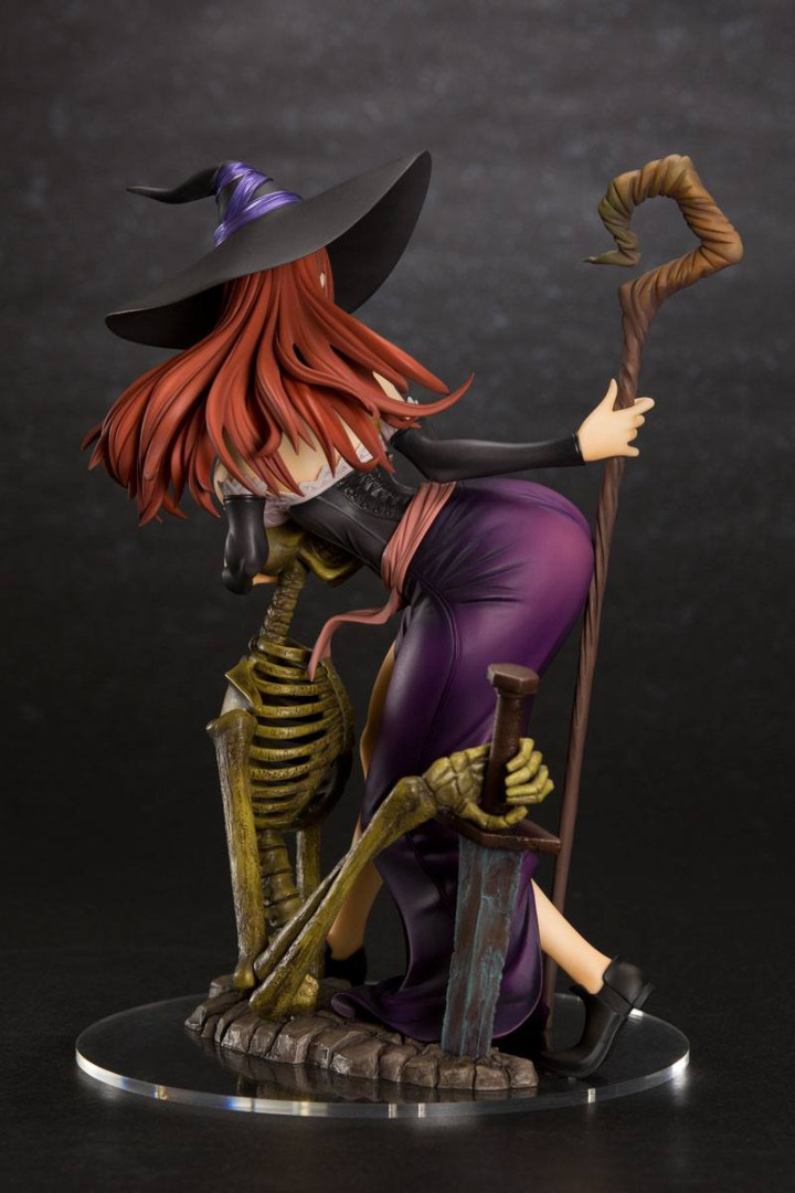 Dragon's Crown PVC Statue 1/7 Sorceress 22 cm