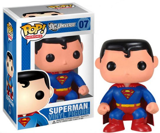 Funko POP! Vinyl - DC Comics - Superman 10 cm