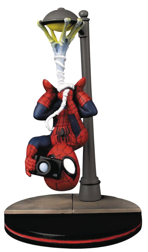 Marvel: Spiderman Q-Fig Figure 15 cm
