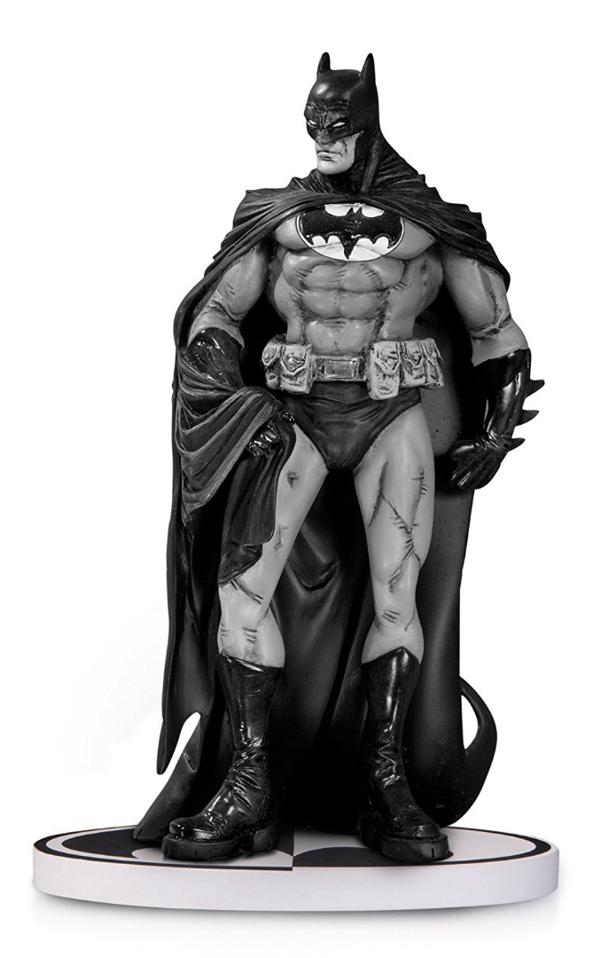 DC Comics Batman Black and White Statue by Risso 2ND Edition 20 cm