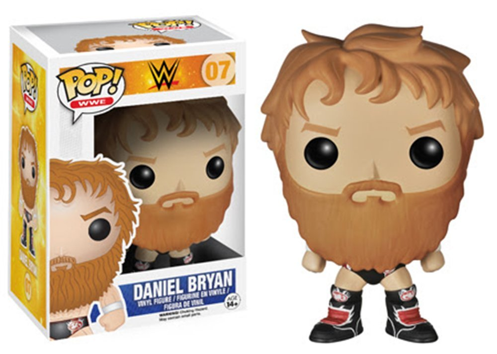 Funko POP! WWE Superstars - Daniel Bryan Summerslam Vinyl Figure 10 cm