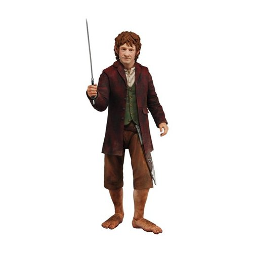 Action Figure The Hobbit Bilbo Baggins 1/4 Scale Limited Edition 32 cm