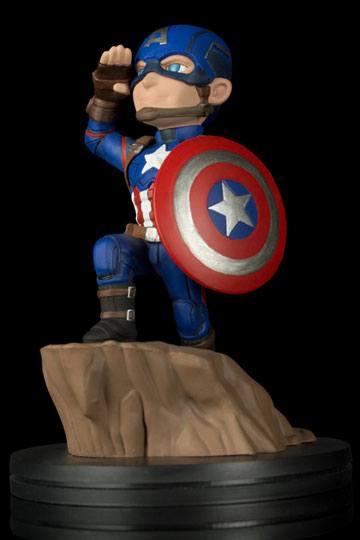 Marvel Comics Q-Fig Figure Captain America Civil War 11 cm