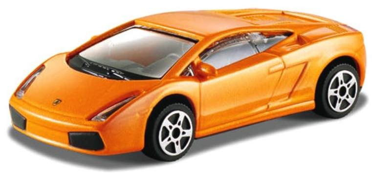 Lamborghini Gallardo 2008 1:43 (Orange/Laranja)