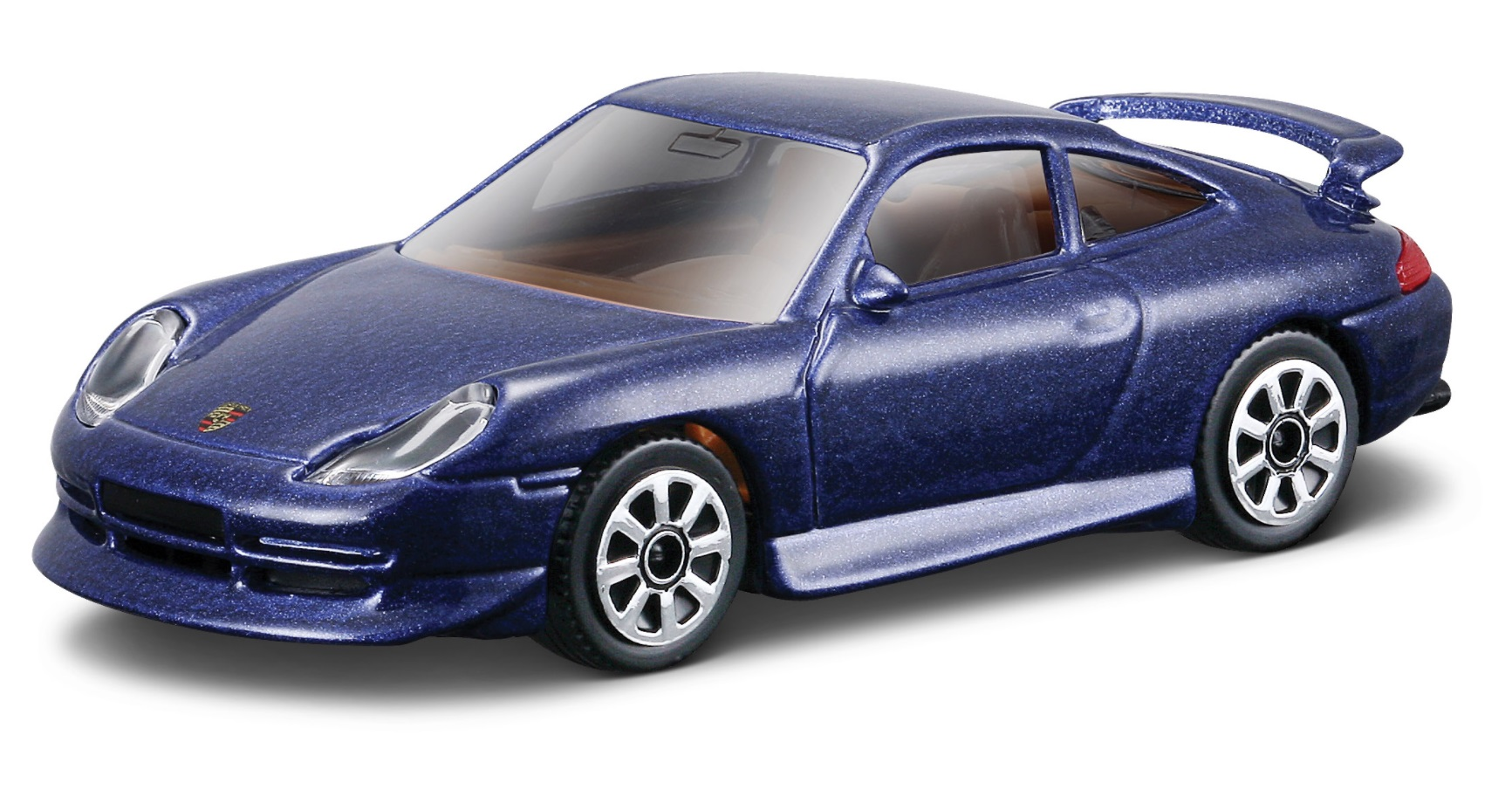 Porsche GT3 2011 Scale 1:43 (Purple/Roxo)