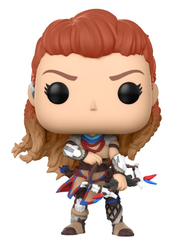 Pop! Games: Horizon Zero Dawn - Aloy Vinyl Figure 10 cm