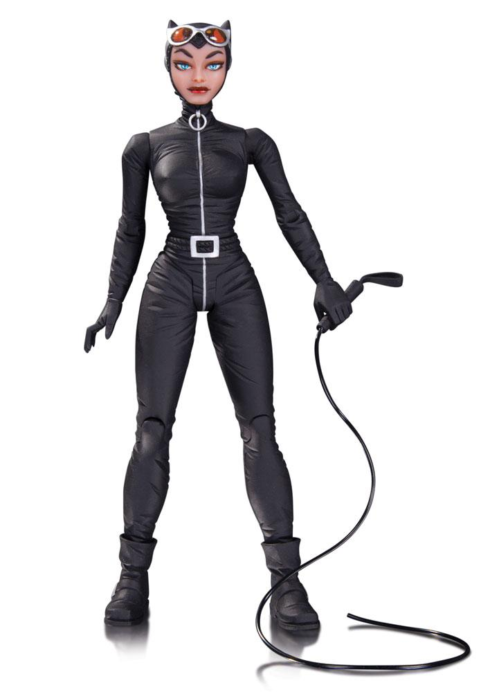 DC Comics Designer Action Figure Catwoman by Darwyn Cooke 17 cm
