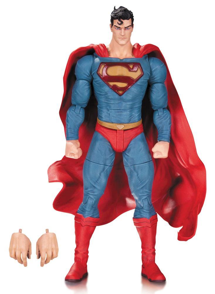 DC Comics Designer Action Figure Superman by Lee Bermejo 17 cm